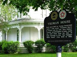 Truman Home - Harry S Truman National Historic Site