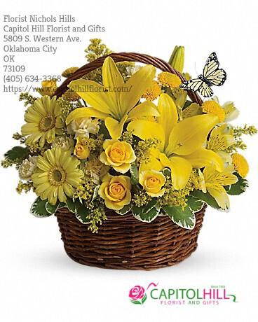 Florist Nichols Hills