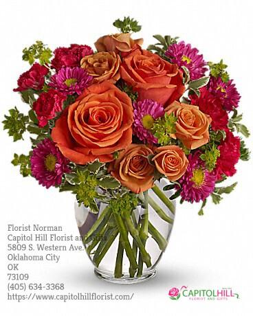 Florist Norman