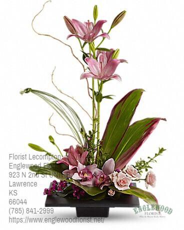 Florist Lecompton Kansas
