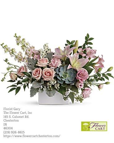 Florist Gary
