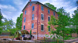 Graue Mill & Museum