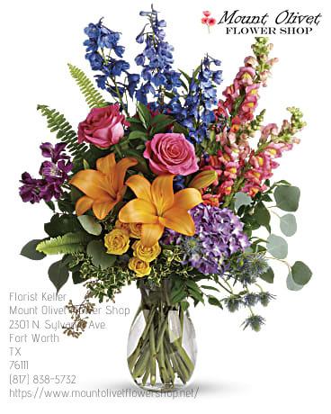 Best Florist in Keller TX
