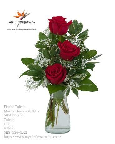 Florist in Toledo Ohio