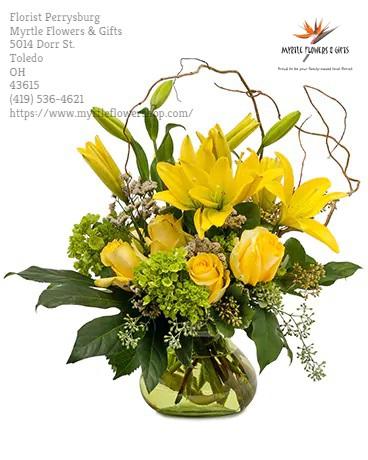 Florist in Perrysburg Ohio