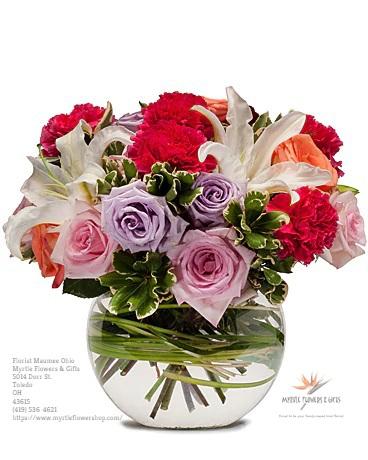 Florist Maumee Ohio