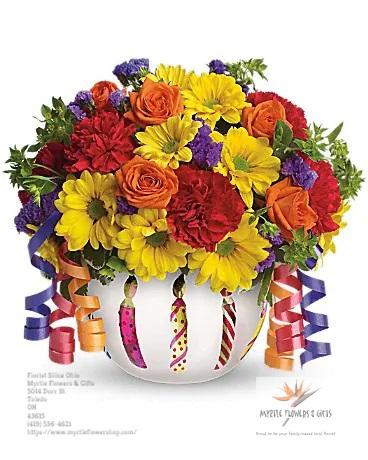 Florist in Silica Ohio