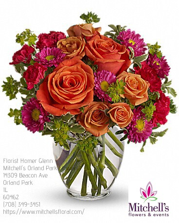 Florist Homer Glenn