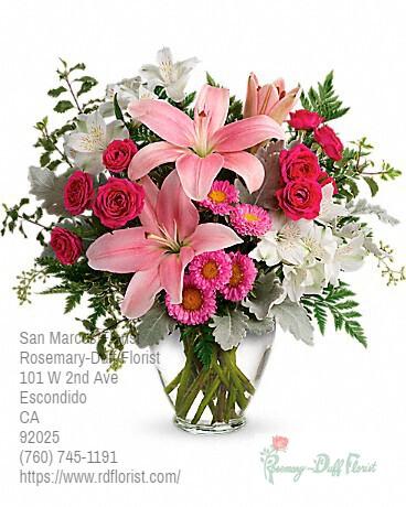 Florist San Marcos CA