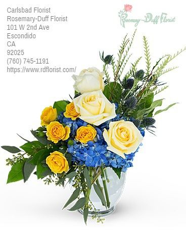 Florist Carlsbad CA