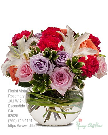 Florist Vista CA