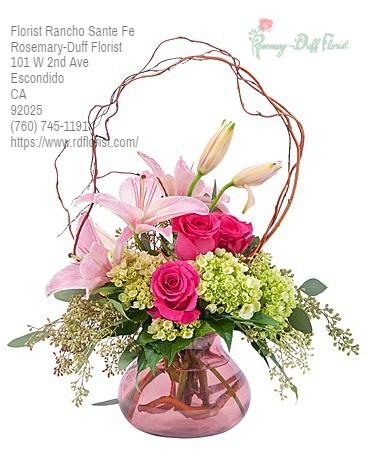 Florist Rancho Santa Fe CA