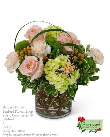 Florist DeBary