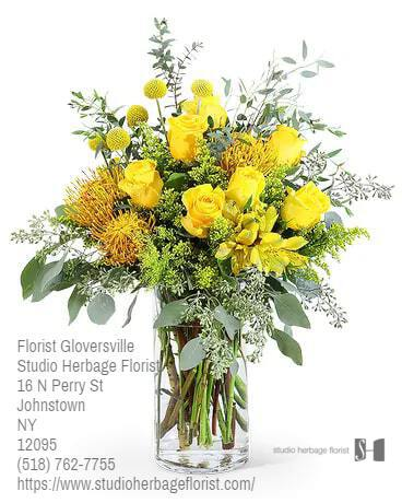 Florist Gloversville New York