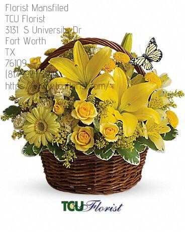 Florist Mansfiled